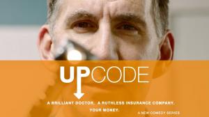 """Revenge comedy web series """"Upcode"""" created by and starring Jerry Topitzer will premiere on June 8, 2021 on YouTube"""