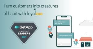 Loyalzoo - Capterra Category Leaders in SMB Loyalty Programs