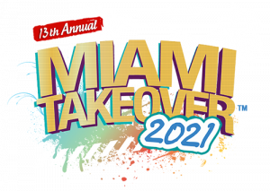 Miami Takeover 2021 Logo