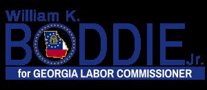 William Boddie For Labor Commissioner