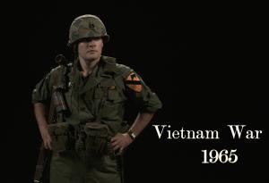 Uniform History of the U.S. Army - Vietnam 1965