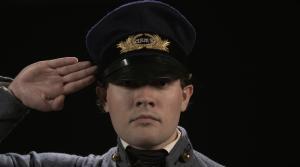 Uniform of a West Point Cadet circa 1860