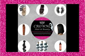 CROWNZ Hair and Beauty Products