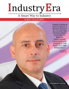 2021 Winner - Dave Breith named ERA Magazine CEO of the Year