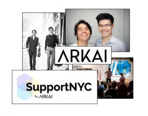 I Love NYC SMB #TY100 Concert Series ARKAI Musical Duo, Jonathan Miron & Philip Sheegog
