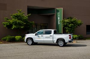 In-Charge Energy field technicians work with GM fleet and BrightSpot customers.
