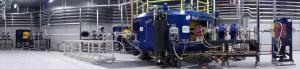 Best 70 MeV Proton Cyclotron installed in INFN, Legnaro, Italy (Photo courtesy of Laboratori Nazionali di Legnaro)