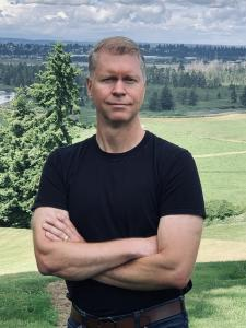 photo of David Iseminger, Upheaval founder and CEO