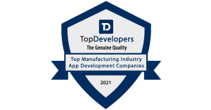 Top Manufacturing Industry Application Developers of June 2021