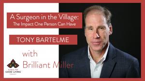 Tony Bartelme Podcast Interview
