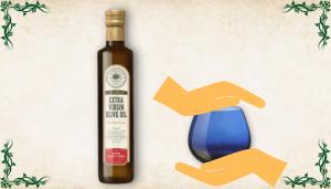 Artem Oliva - Olive Oil Tasting Guide  Step 1