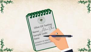 Artem Oliva - Olive Oil Tasting Guide  Step 4