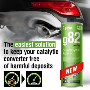 Catalytic System Protect