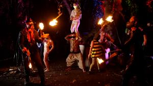 Coalesce celebrates performing artists