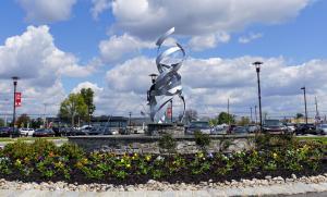 Big Sculpture Pennsylvania