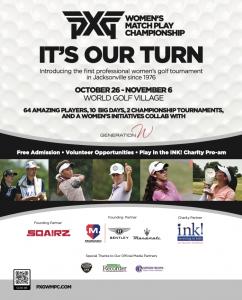 PXG Celebrates Women's Golf with a New Pro Tournament