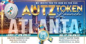 AUTZ Token Launch in Atlanta-Georgia