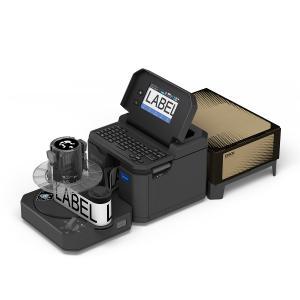 Epson LabelWorks LW-Z5000P Printer with Bulk Unwinder and Rewinder