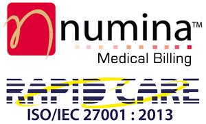 Numina Medical Billing-RCG Logo