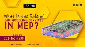 Role of BIM in MEP