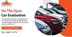 Get Instant Cash For Cars - Free Car Evaluation