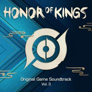 Front cover artwork of Honor of Kings Original Game Soundtrack, Vol. 3