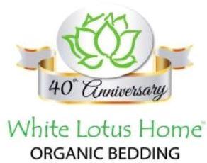 White Lotus Home Organic Bedding