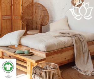 White Lotus Home handmade GOTS Organic Mattresses and Pillows