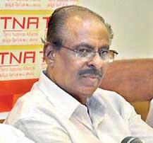 மாவை சேனதிராஜா, தமிழரசு கட்சி  தலைவர்