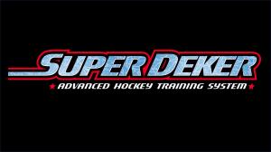 SuperDeker Advanced Hockey Training System Stickhandling Pad with Lights and Sensors