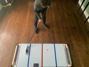 SuperDeker Advanced Hockey Training System Stickhandling Training Aid for Hockey