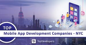 Leading Mobile App Development Firms in NYC