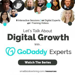 Go Daddy & Silver Lining Special Educational Series Promotion