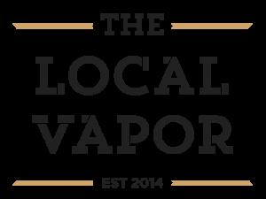 The Local Vapor Logo