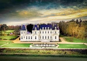 The history of Chateau de Falloux can be traced back to the 18th century with extensive enhancements in the 19th century.