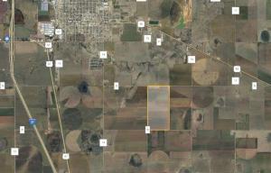320± acres of irrigated farmland just southeast of Tulia, Texas
