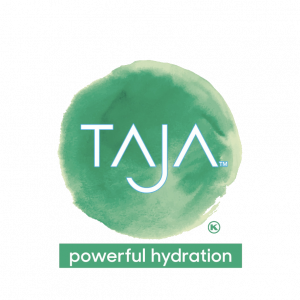 TAJA Beverages' Logo