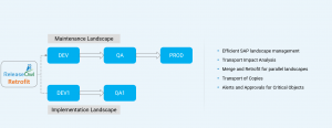 SAP Parallel Landscape Management with ReleaseOwl