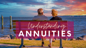 This webinar on understanding annuities is a free event hosted by Advice Chaser
