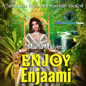 Enjoy Enjaami Cover Song by Marla Malvins