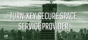 Turn-Key Secure Space Service Provider
