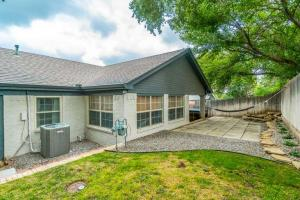 """6 Havenwood Lane, Canyon, Texas 79015 is a 1,981 sq. ft., 3 bedroom, 2 bathroom, 2 car garage home,"""" said Ryan Rickles, auction agent.  """"With lots of summer left, the backyard is perfect for relaxing and entertaining and features a covered patio and pond."""""""