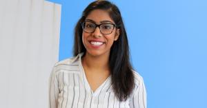 Jainita Chauhan, Aspire2STEAM Scholarship Recipient