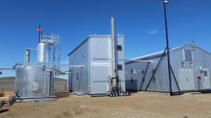 Helium Production Plant
