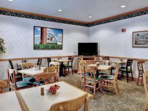 Lancaster Hotel Dining Hall