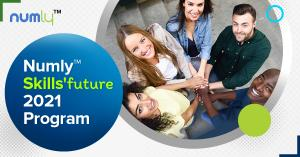 Numly™ announces the Launch of Numly™ SKILLS'future 2021 Program