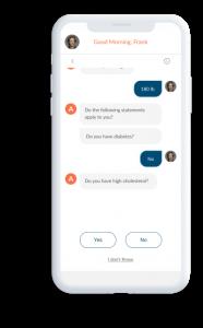 Telehealth mobile app
