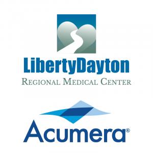 Acumera and Liberty Dayton Regional Medical Center Logos