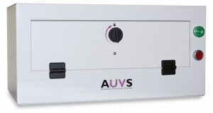 The UV Box for handheld item disinfection