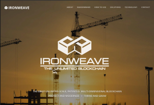IronWeave - the only unlimited blockchain